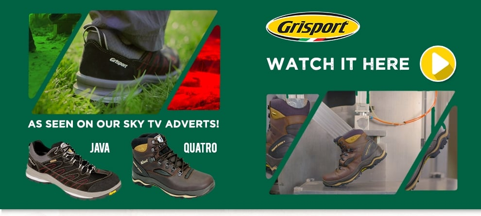 Grisport TV ads