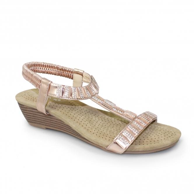 JLH877 Reynolds Wedge Sandal