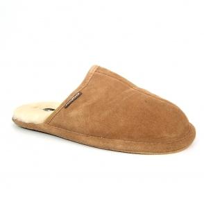 KMG135 Kendrick Soft Leather Mule Slipper