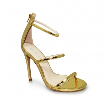 Lollyfox Angelina Three Band Sandal