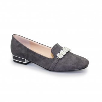 FLC112 Flossie Jewelled Loafer