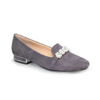 FLH933 Kalista Jewelled Loafer