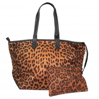 ZLK014 Ocelot Two In One Tote Bag