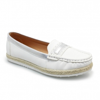 FLY122 Vittoria Summer Moccasin