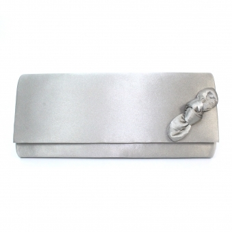 ZLR538 Indie Satin Clutch Bag