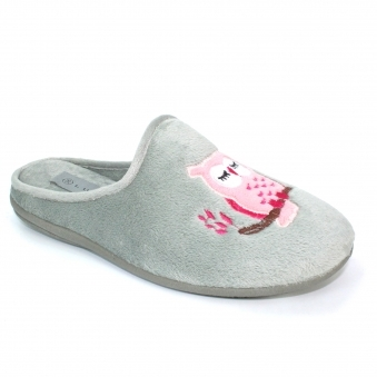 KLW001 Owl Soft Slipper