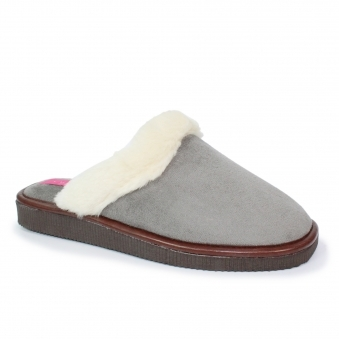 KLZ039 Zoom Faux Fur Slipper