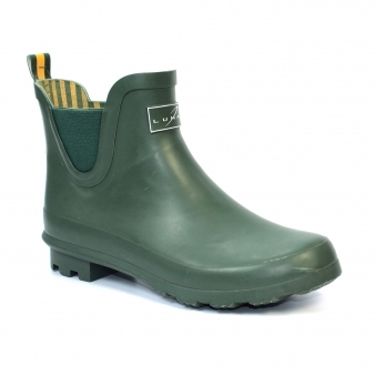 ELV001 Conifer Rubber Ankle Wellington