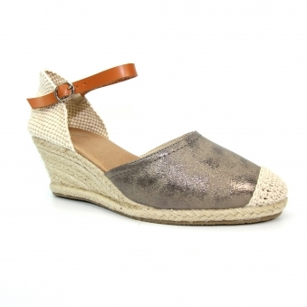 JLC150 New Mexico Espadrille Wedge