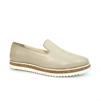 FLH684 Soothe Leather Slip On