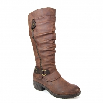 GLB055 Lettie Long Boot