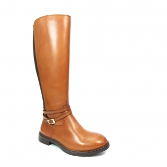 GLG027 Atkins Tan Long Boot