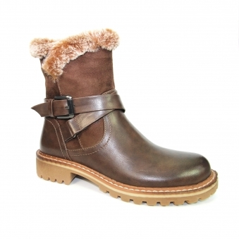 GLW003 Woodrow Biker Boot