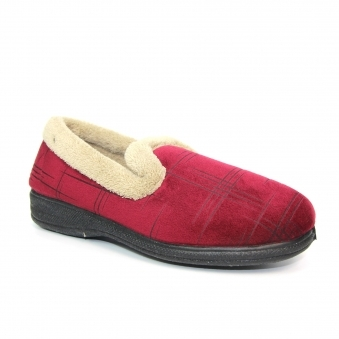 KLA002 Holly Quilted Slipper